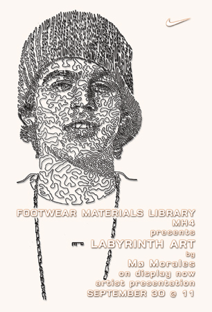 Labyrinthine Projections™ Nike Design Lecture